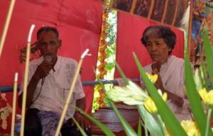 Tu at Songkhetien Ceremony