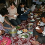 Cambodian curry is a must for a Cambodian Christmas