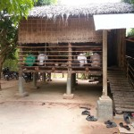 Prey Veng Storysmith workshop meeting place