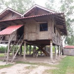 Prey Veng Coats' house