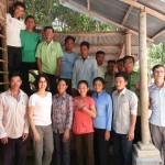 Prey Veng Storysmith workshop Group photo